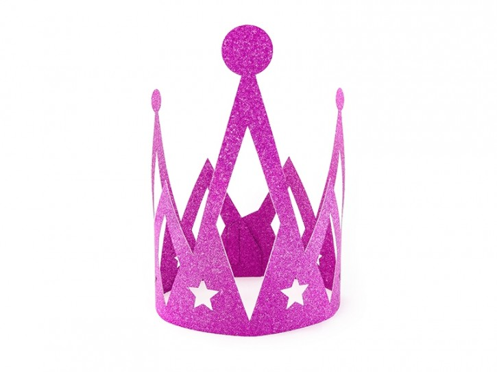 Krone Prinzessin Kinderparty
